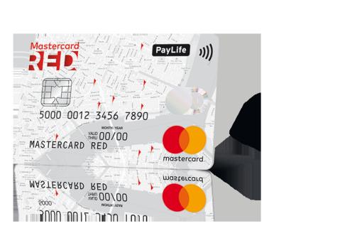 Wo Steht Meine Kartennummer.Paylife Mastercard Red Faq
